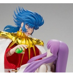 Saint Seiya Shinku no Shounen Densetsu - Myth Cloth Sun God Abel & Athena Memorial Set