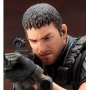 Resident Evil : Vendetta - ARTFX Chris Redfield