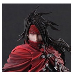 Dirge of Cerberus: Final Fantasy VII - Play Arts Kai Vincent Valentine