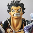 One Piece Archive Collection - Monkey D. Luffy Gear 4 Leo Bazooka Ver.