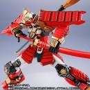 Metal Robot Damashii (Side MS) Musha Gundam