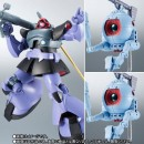 Mobile Suit Gundam - Robot Damashii (side MS) MS-09R Rick Dom & RB-79 Ball (X2) Ver. A.N.I.M.E.
