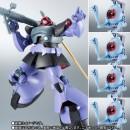 Mobile Suit Gundam - Robot Damashii (side MS) MS-09R Rick Dom & RB-79 Ball (X3) Ver. A.N.I.M.E.