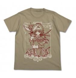 Card Captor Sakura - Clear Card Arc Sakura T-shirt