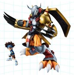 Digimon Tamers - Precious G.E.M Series Wargreymon & Taichi