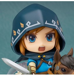 The Legend of Zelda : Breath of the Wild - Nendoroid Link DX Edition