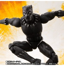 S.H Figuarts Black Panther (Avengers: Infinity War)