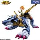 Digimon Adventure - G.E.M Series MetalGarurumon & Ishida Yamato