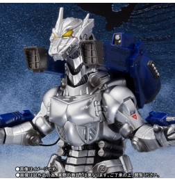 Godzilla Against Mechagodzilla - S.H.Monster Arts MFS-3 Kiryu Shinagawa Final Battle ver.