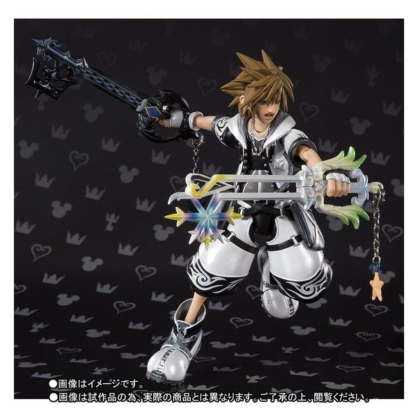Sora Kingdom Hearts 1520074: S.H. Figuarts Sora Final Form
