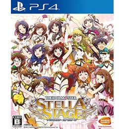 PS4 The Idolmaster: Stella Stage