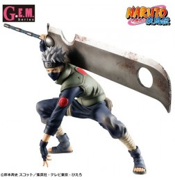 Naruto Shippuden - G.E.M Series Hatake Kakashi Ninja War Ver.