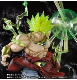 Dragon Ball Z - Figuarts ZERO Super Saiyan Broly - The Burning Battles -