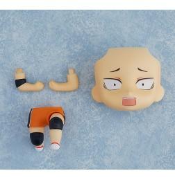 Haikyuu ! Nendoroid Tanaka Ryuunosuke (w/ Nishinoya Yuu Extra Parts Set)