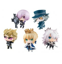 Petit Chara! Chimi Mega Fate/Grand Order Vol.1 (box of 6)